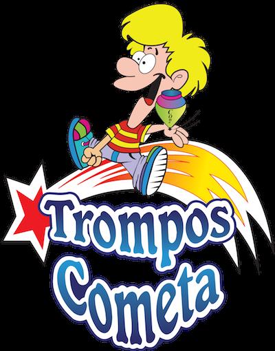 LOGOTIPO TROMPOS COMETA