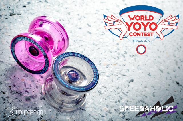 C3YOYODESIGN Speedaholic – WYYC Edition