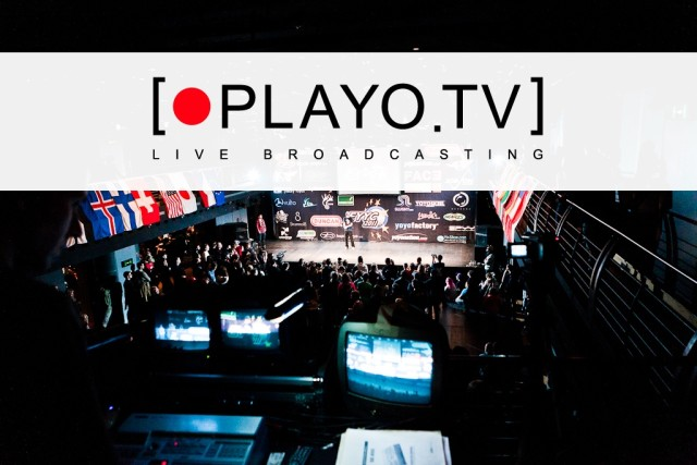 Live Stream from WYYC2014 by Playo.tv
